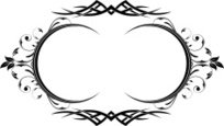 Tattoo,Frame,Vector,Backgro...