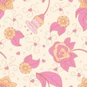 Wallpaper,Flower,Seamless,F...