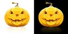 Pumpkin,Halloween,Isolated,...