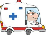 Ambulance,Cartoon,Paramedic...