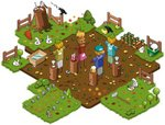 Isometric,Field,Rabbit - An...