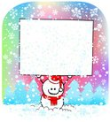 Snowman,Cartoon,Weather,Chr...