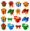 Gift,Birthday,Icon Set,Holi...