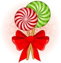 Ribbon,Candy,Bow,Food And D...