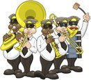 Tuba,Marching Band,New Orle...