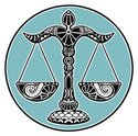 Astrology Sign,Justice - Co...