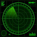 Radar,Military,Crosshair,Wa...