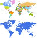 World Map,Map,Vector,countr...