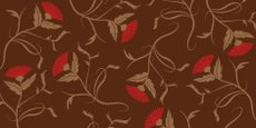 Poppy,Pattern,Decoration,Re...