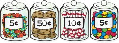 Jar,Candy,Cookie,Currency,S...