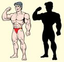 Body Building,Muscular Buil...