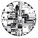 Roof,Apartment,Circle,House...