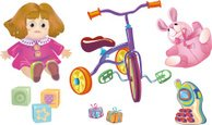 Toy,Doll,Bicycle,Gift,Childho…