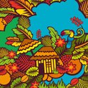 Tropical Climate,Pattern,Ho...