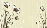 Vector,Abstract,Flowers,Hol...