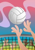 Volleyball - Sport,Volleyba...