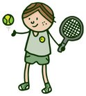 Tennis,Sport,Little Boys,Te...