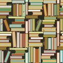 Book,Library,Pattern,Seamle...