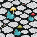 Umbrella,Rain,Cute,Backgrou...