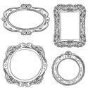 Picture Frame,Frame,Circle,Or…
