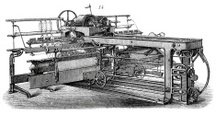 Loom,Cotton Mill,Old,Factor...