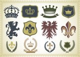 Crown,Coat Of Arms,Shield,M...