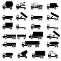 Truck,Symbol,Icon Set,Vehic...