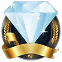Diamond,Award Ribbon,Award,...