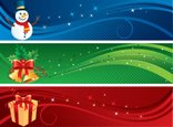 Christmas,Banner,Greeting C...