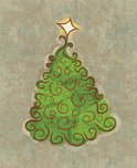 Christmas,Green Color,Red,Sta…