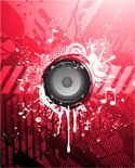 Music,Sound,Abstract,Red,Sp...