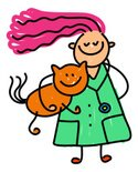 Domestic Cat,Preschool,Heal...