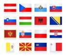 Flag,National Flag,Icon Set...