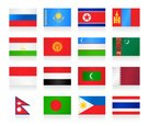 Flag,National Flag,Asia,Phi...