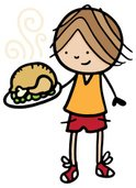 Child,Food,Doodle,Plate,Tha...