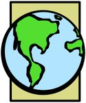 Earth,Map,Latin America,The A…