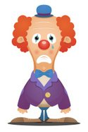 Clown,Sadness,Depression - ...