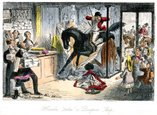 Lithograph,Store,Accident,Hor…