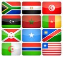 Flag,Africa,Collection,Sout...