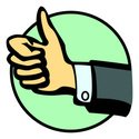 Thumbs Up,Business,Moving U...