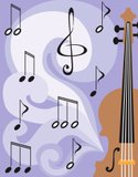Violin,Musical Note,Music,M...