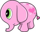 Elephant,Cute,Animal,Young ...