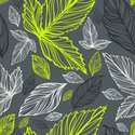 Pattern,Leaf,Seamless,Repet...