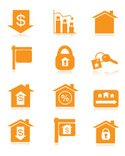 Mortgage,Icon Set,Loan,Fore...