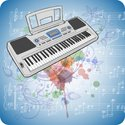 Synthesizer,Musical Note,Co...