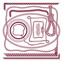 Rope,Frame,Lasso,String,Cir...