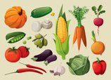 Vegetable,Carrot,Corn,Food,...