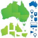 Map,Cartography,Australia,N...