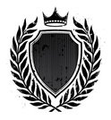 Coat Of Arms,Shield,Crown,I...