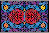 Stained Glass,Wedding,Churc...